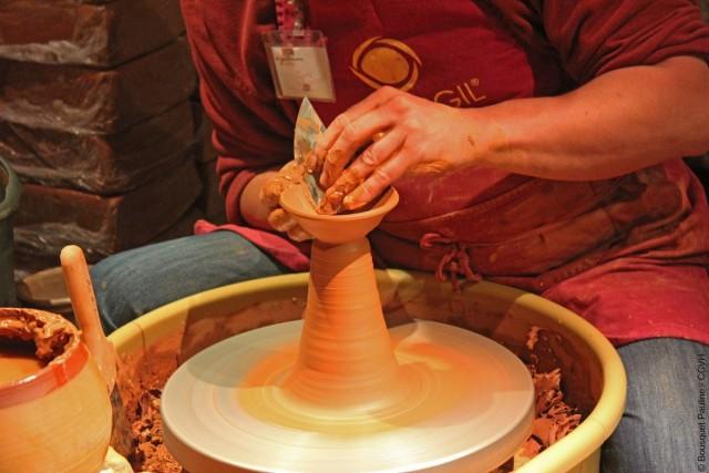 Stages de poterie