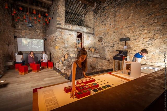 Visit of the Argileum Museum