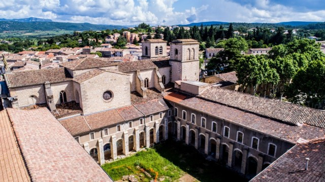 Visites guidées Abbaye d'Aniane
